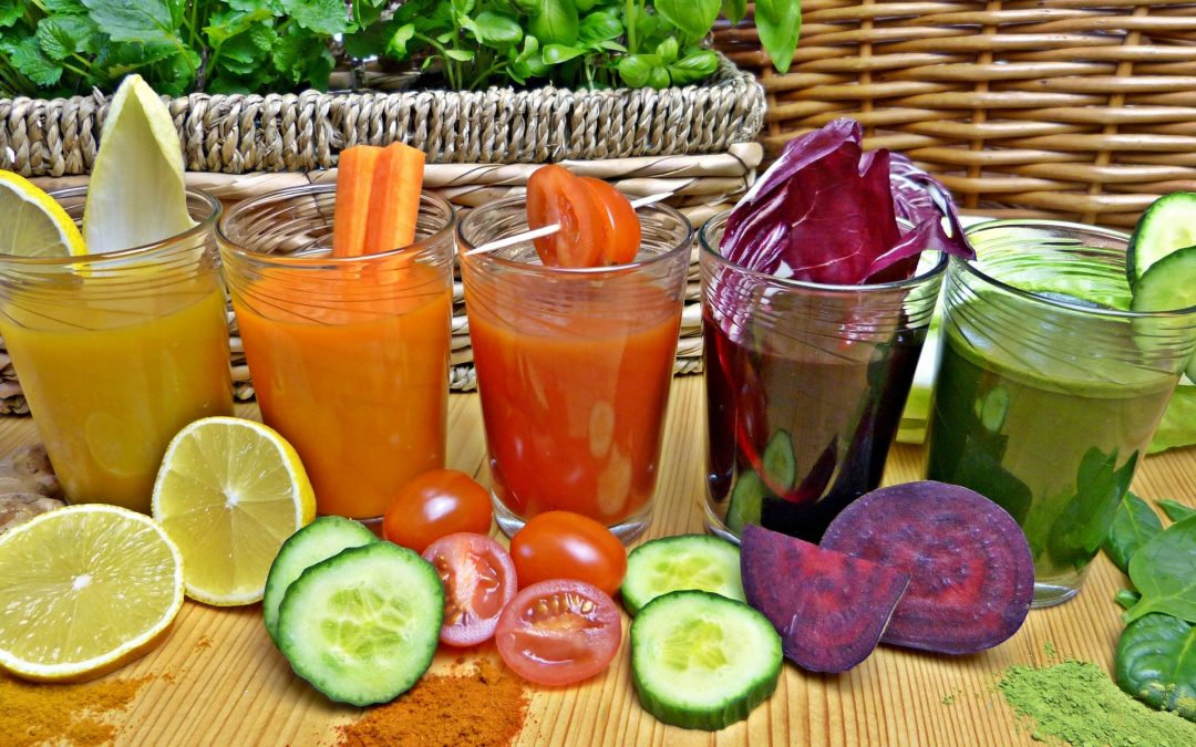 5 Reasons Why Juicing is a Great Way to Kick Off Your Lifestyle Change
