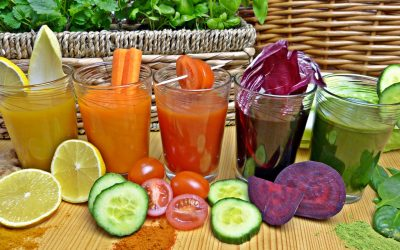 5 Reasons Why Juicing is a Great Way to Kick Off Your Lifestyle Change: Eliminating Bad Food Cravings is the Ultimate Benefit
