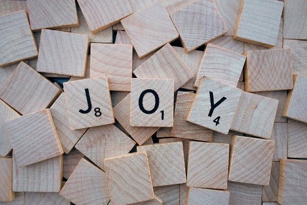 Re-discover Joy!